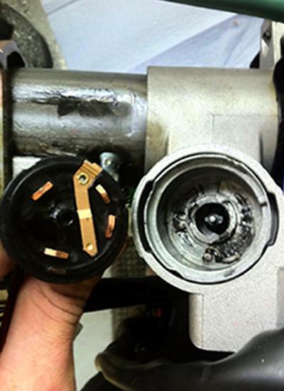 Ford Ignition/Column Repair   SMAR